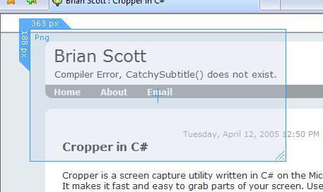 Cropper